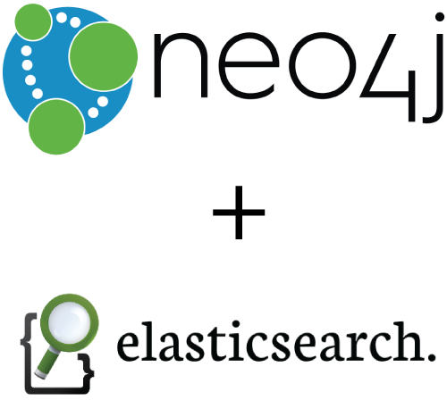 Neo4j Elasticsearch Graph-Based Search