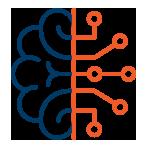 Brain to graph illustration